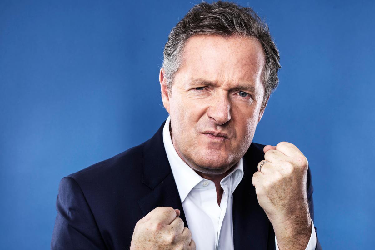 Piers Morgan Blasts Bbc For Homophobic Cartoon Of Him