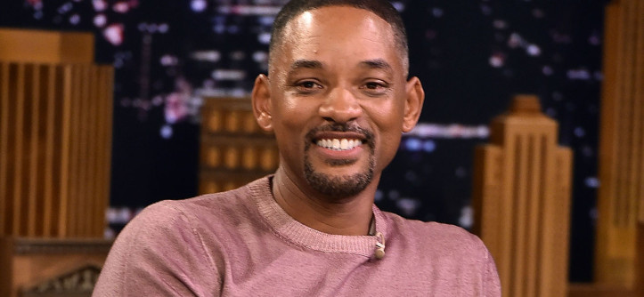 """NEW YORK, NY - MARCH 22:  Will Smith Visits """"The Tonight Show Starring Jimmy Fallon"""" at Rockefeller Center on March 22, 2018 in New York City.  (Photo by Theo Wargo/Getty Images for NBC)"""