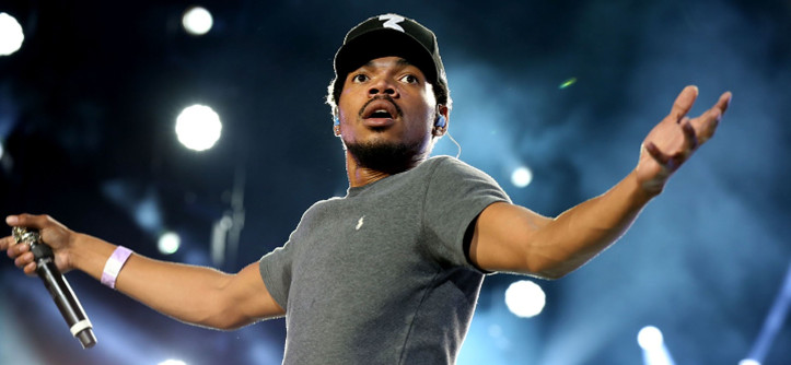 PHILADELPHIA, PA - SEPTEMBER 04:  Chance the Rapper performs 2016 Made In America Festival - Day 2 on September 4, 2016 in Philadelphia, Pennsylvania.  (Photo by Shareif Ziyadat/WireImage)