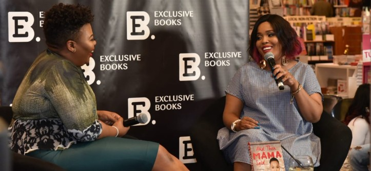 WATCH] Tumi Morake's Book Launch Interview Highlight with